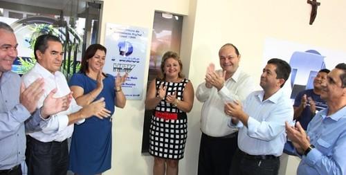 Inauguração sinal digital-TV Tapajós. Foto-Marcos Fabiano. CCOM (1)