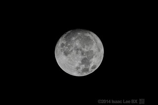 Waxing Gibbous 97% - Almost Full Moon?
