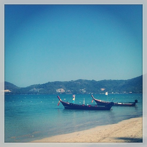 Playa Patong #Phuket #Tailandia