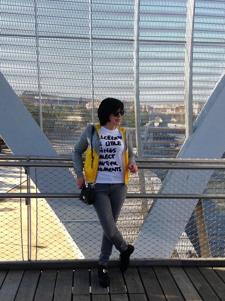 Puente de Toledo, Rio Manzanares, Madrid, España - Spain - OOTD: Outfit of the Day