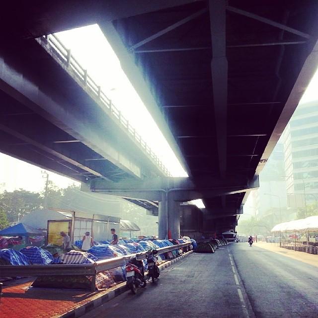 ผ่านทุกวัน อรุณสวัสดิ์ประเทศไทย #passing #everyday #Bangkok #Thailand #goodmorning