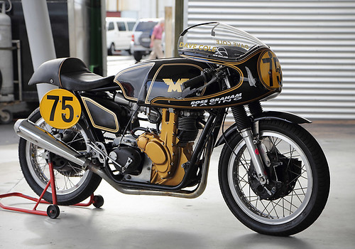1962 McIntyre Matchless 500
