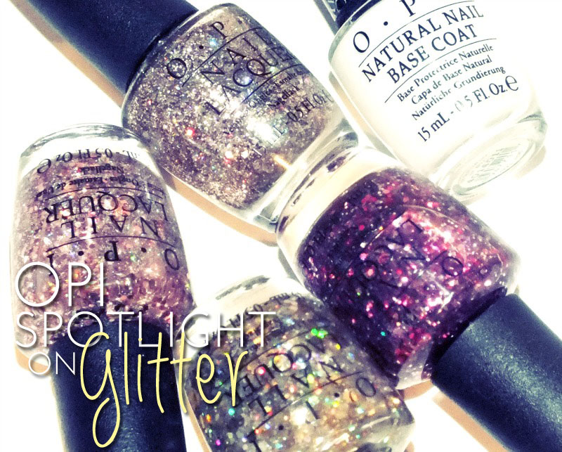 OPI Spotlight on Glitter (12) copy