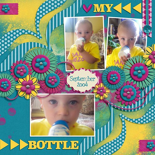 My Bottle by Lukasmummy