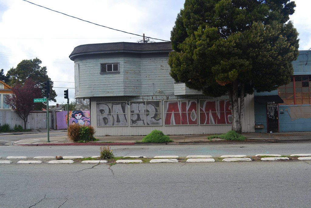 BAER, NONE, BTR, WKT, TFN, Graffiti, Street Art, Oakland