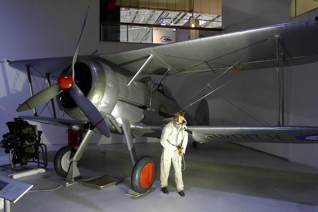 Gloster Gladiator II