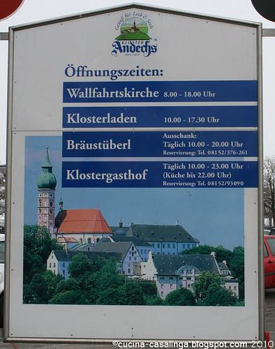 Andechs Schild