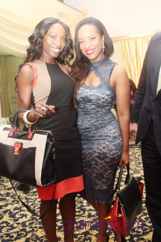 Gena West and Joselyn Dumas