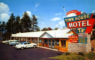 Bill Hovey's Town House Motel Lake Placid NY