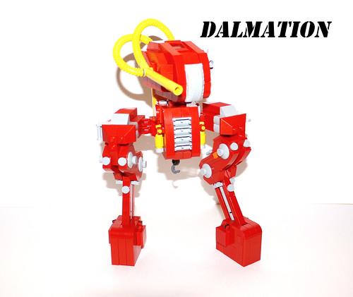 Dalmatian Class Mech