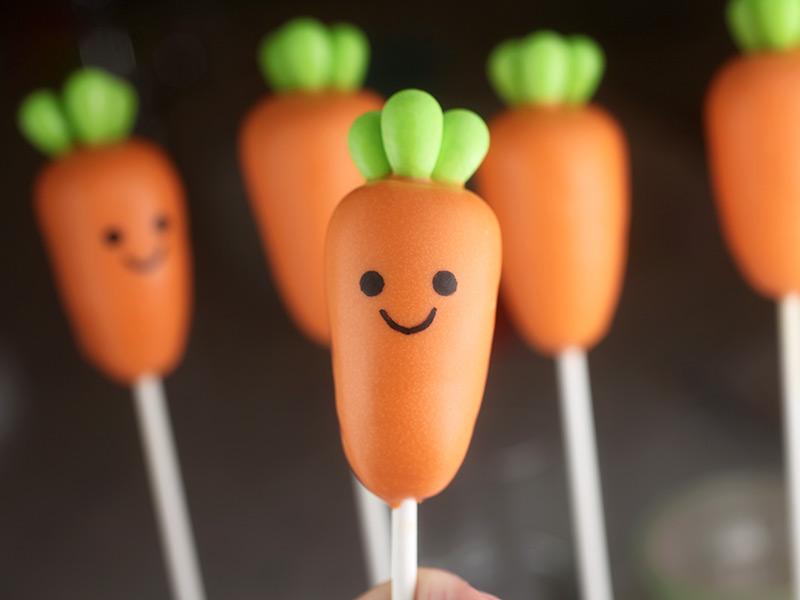 Eat Your Carrots – bakerella.com