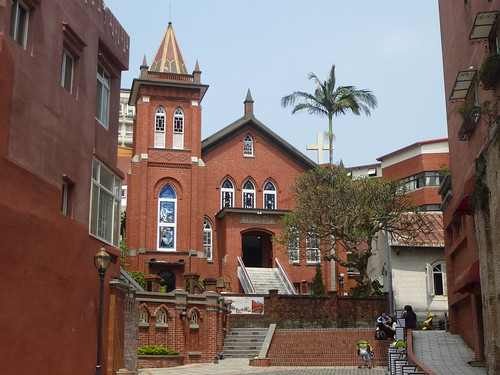 TW14-Taipei-Tansui-eglise protestante (1)