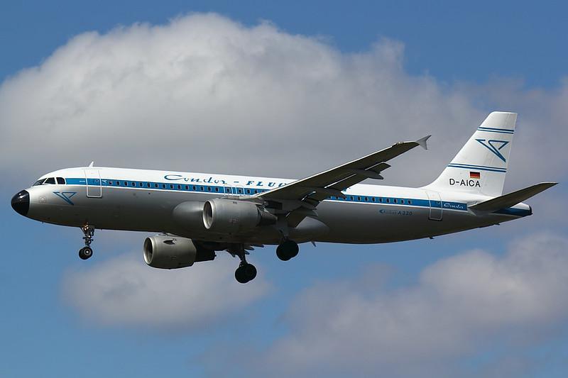 Condor - A320 - D-AICA (2)