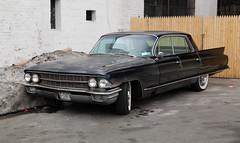 1962 Cadillac Fleetwood Sixty Special