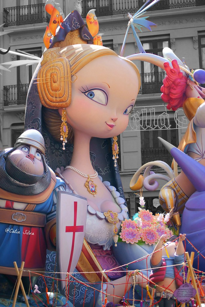 Fallas 2014_ Plaza de la Merced (7)