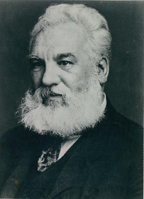 Header of Alexander Graham Bell