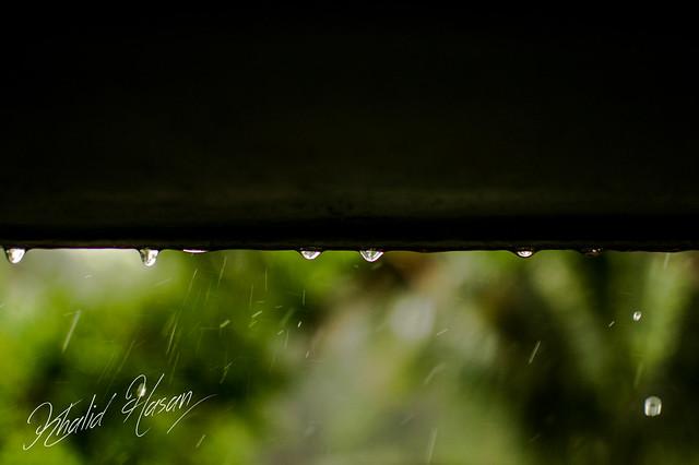 Water Drops & Rains II