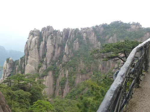 Jiangxi-Sanqing Shan- 2 sentier de l'ouest (45)