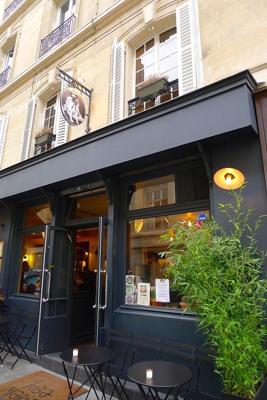 Restaurant Luisa Maria - Paris
