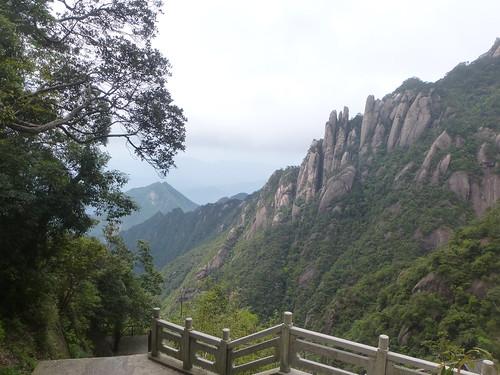 Jiangxi-Sanqing Shan-1 sentier de l'est (103)