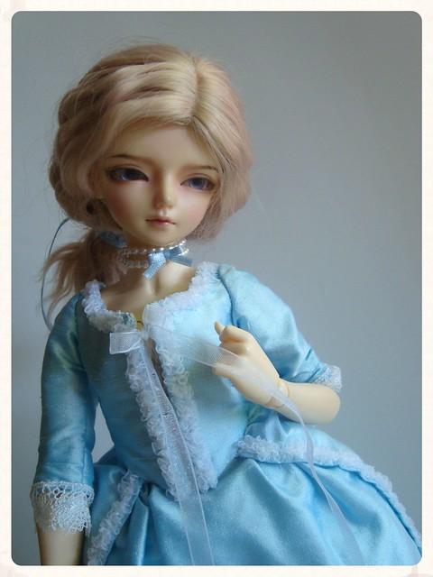 """Robe """"Marie-Antoinette"""""""