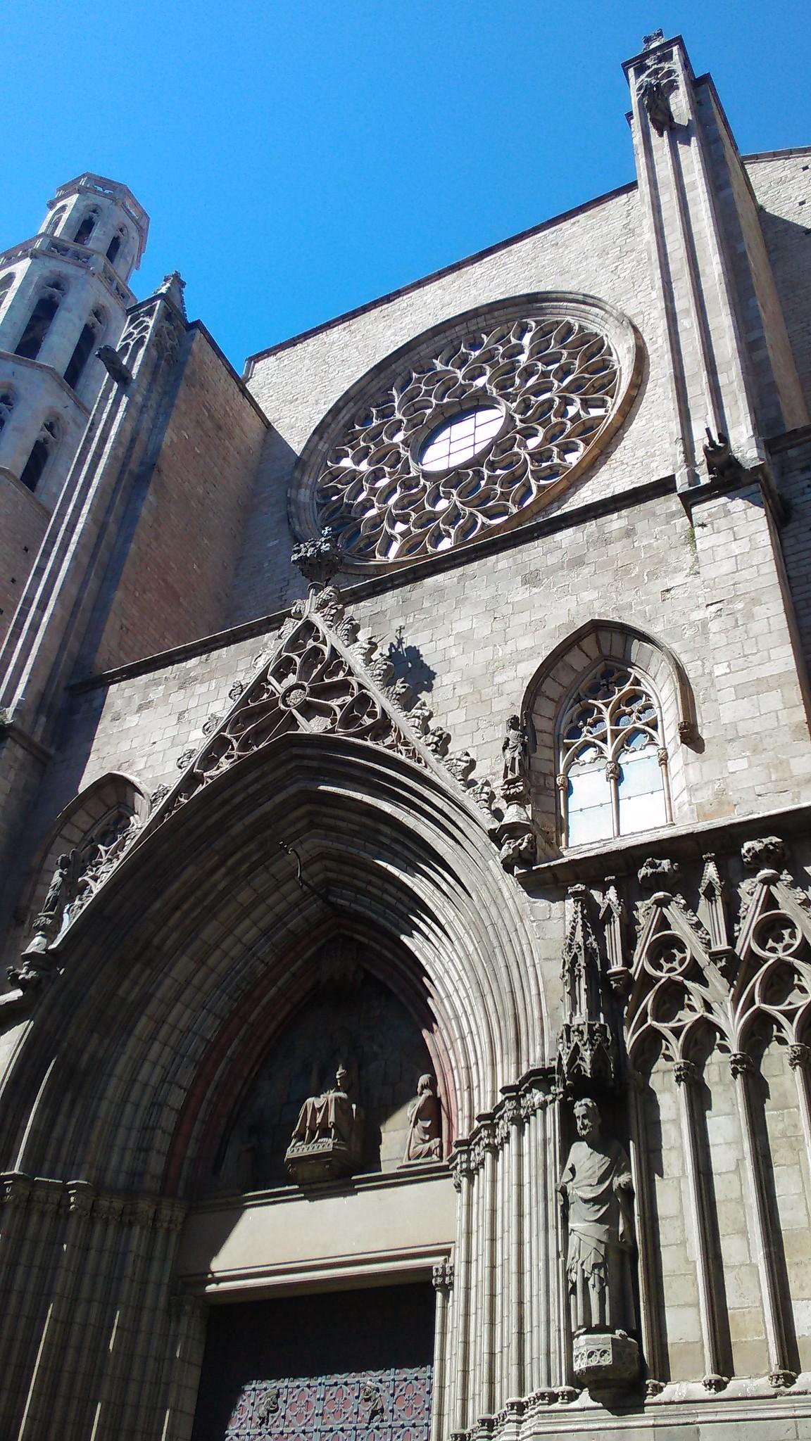 Cattedrale de La Seu - Barrio Gotico