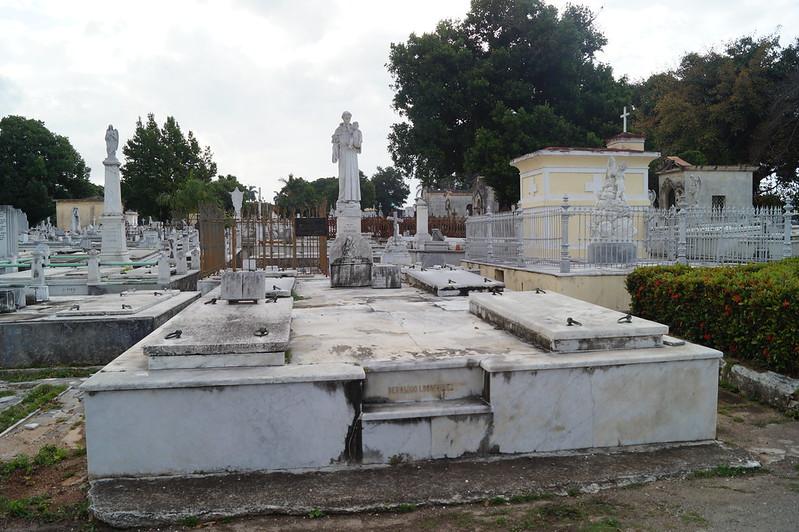 Necrópolis de Cristóbal Colón