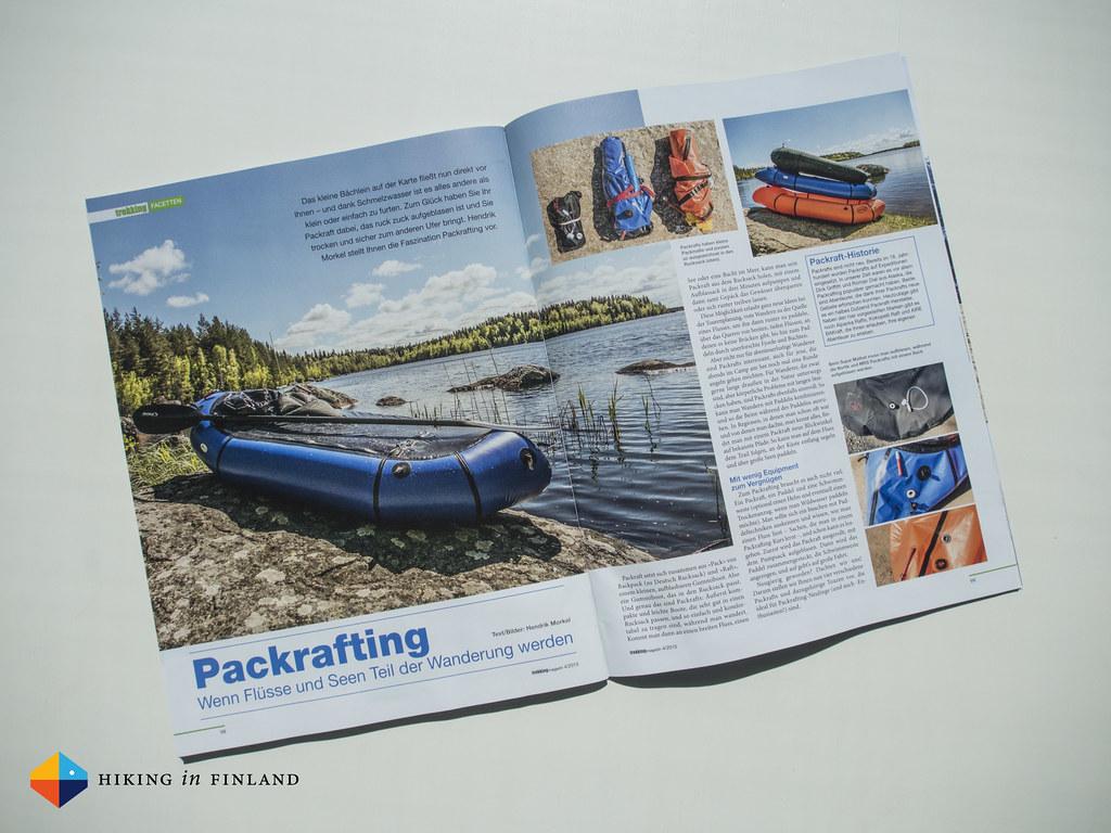 trekking Magazin 04/2015