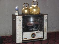 Kerosene heater Hawler