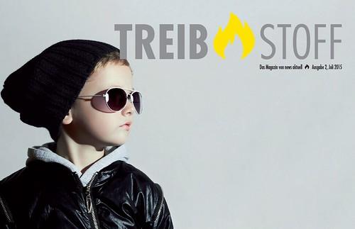 Kindheit 5.0: Leitthema in der zweiten Ausgabe von TREIBSTOFF