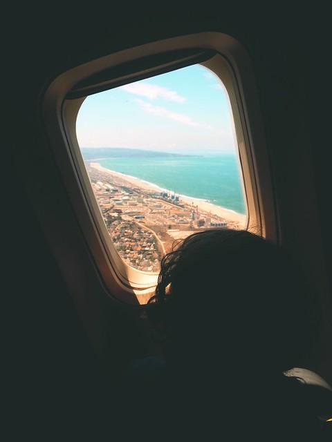 Leaving LA