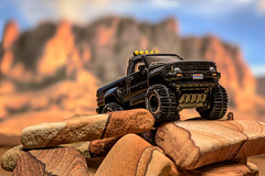 Rock Crawling with 1985 Toyota Pickup SR5