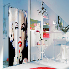 Shower Curtain Marilyn 132