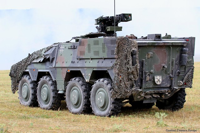 GTK-Boxer / Bundeswehr