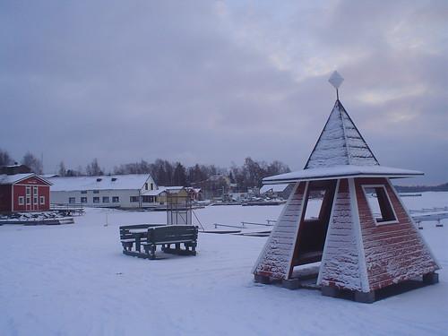 Merikarvia, Finlandia