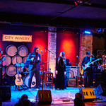 Wed, 08/02/2017 - 9:44pm - Flo Morrissey and Matthew E. White perform for WFUV Members at City Winery in New York City, 2/8/17. Hosted by Rita Houston. Photo by Gus Philippas.