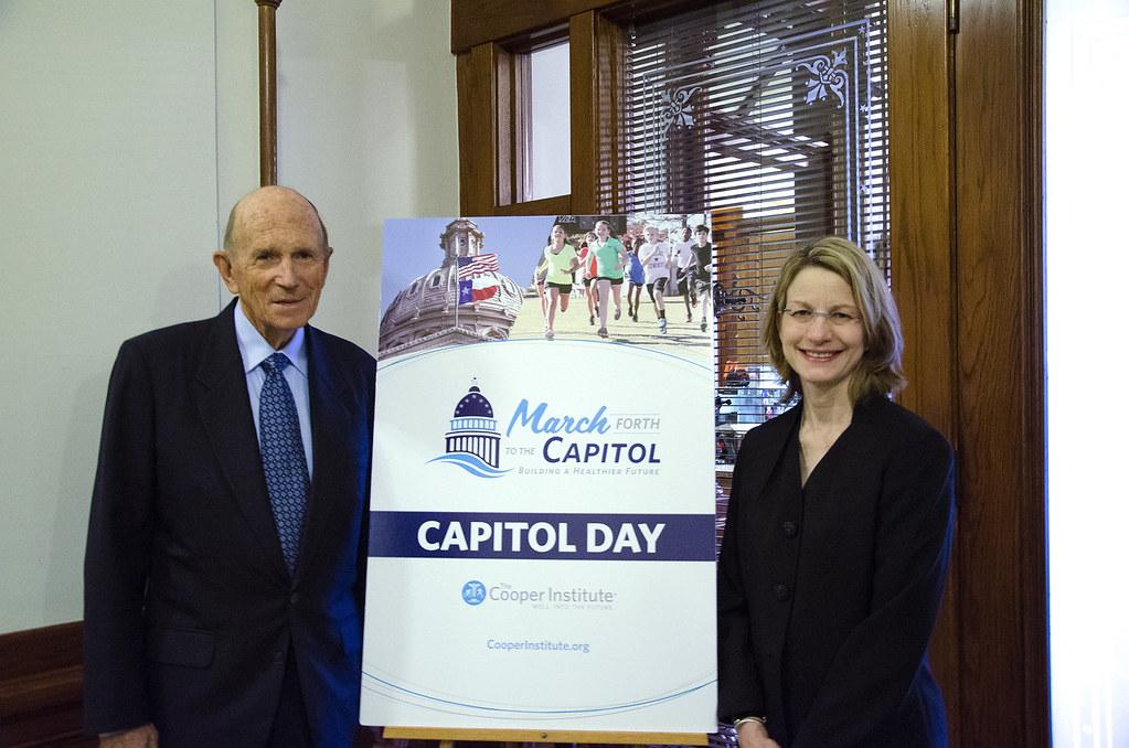 The Cooper Institute Capitol Day 2017