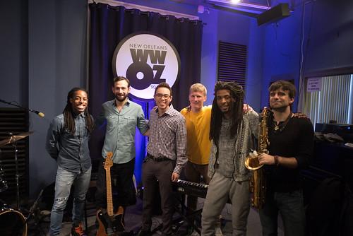 Noah Young Band. Photo by Ken Maldonado.