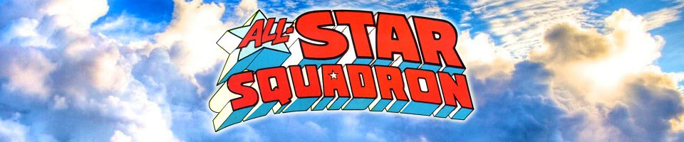 All-Star Squadron: The Five Earths Project