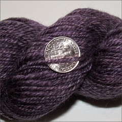 Royale handspun, close up
