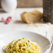Spaghetti with lemon