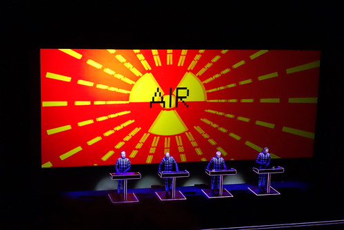 Kraftwerk live - Sydney Opera House Saturday 25/03/13 - 10