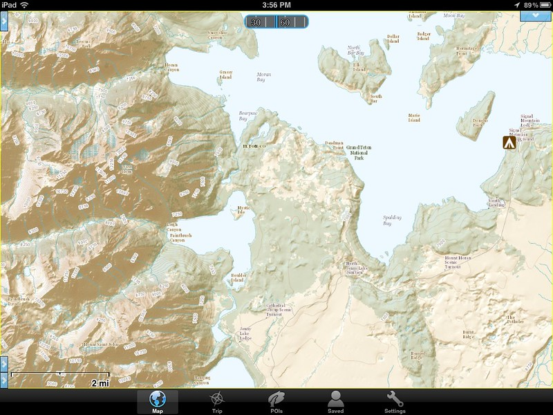 New Map Layer from the USGS: The National Map - Gaia GPS