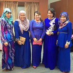Photo with some of the prettiest people tonight aiseh @aqilah_junaidi @suria_l @aimieeee @ihsanahmad