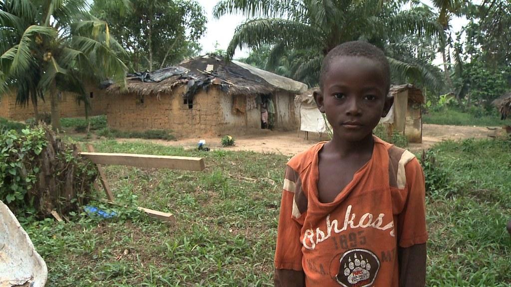 Joe Mason's Trip to Liberia