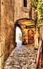 Saint Paul de Vence - Alley