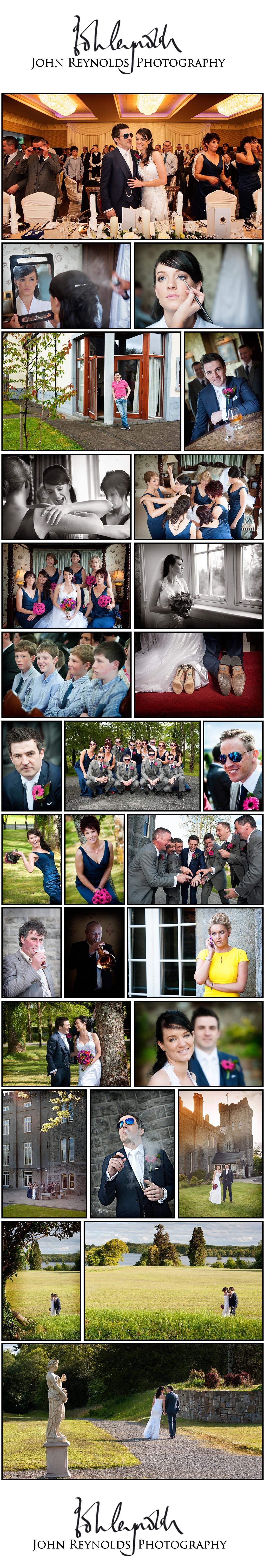 Paula & Raymond Blog Collage