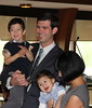 Don Iveson and family by dave.cournoyer