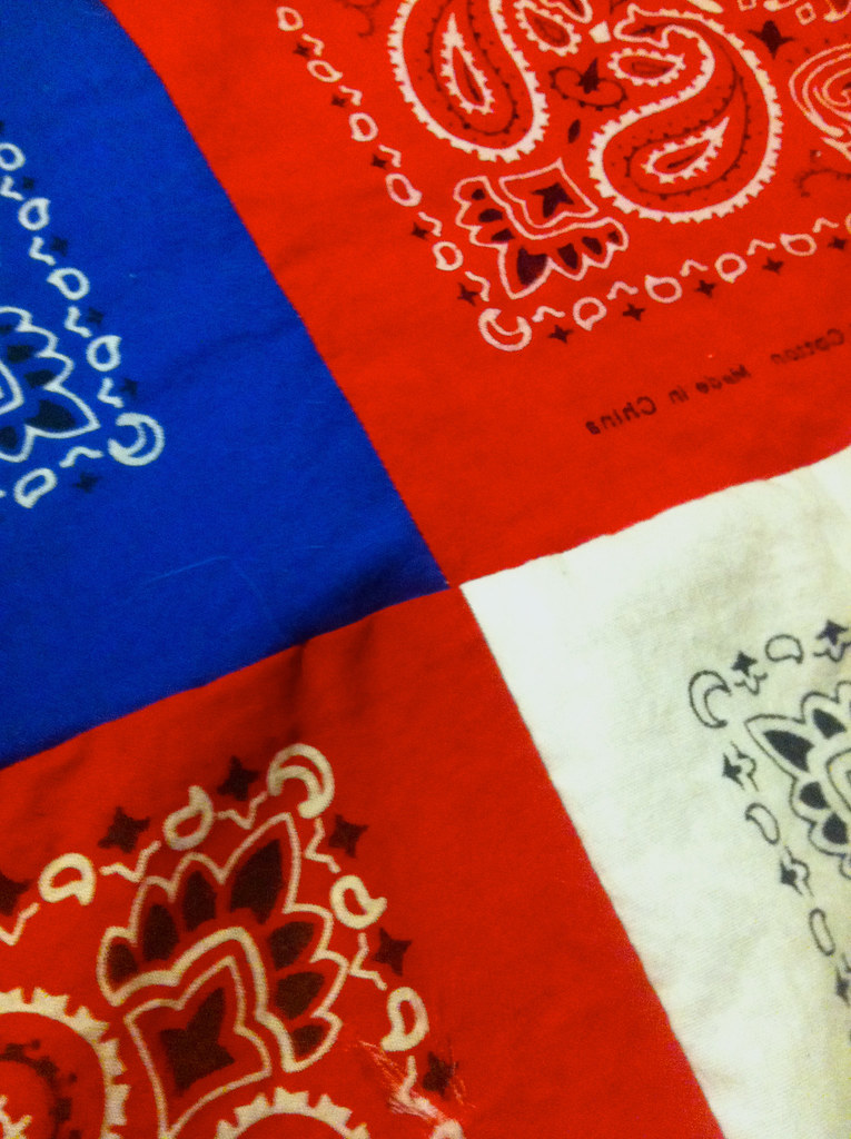 Adventures In The Anderl House Bandana Tablecloth