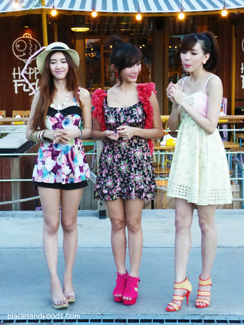 asiatique thai girls